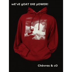 Sweat We've Goat The Power