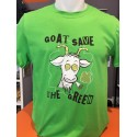 Goat Save the Green