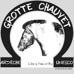 Sticker Grotte Chauvet
