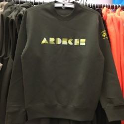 Sweat ARDECHE kaki